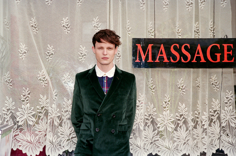 Maison Kitsune  Fall Winter 2014