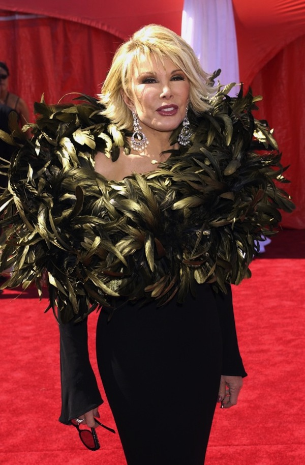 Style Vibes: Joan Rivers