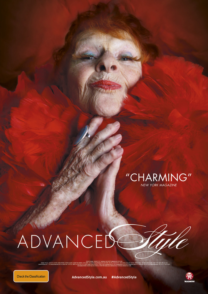 Advanced Style ticket giveaway