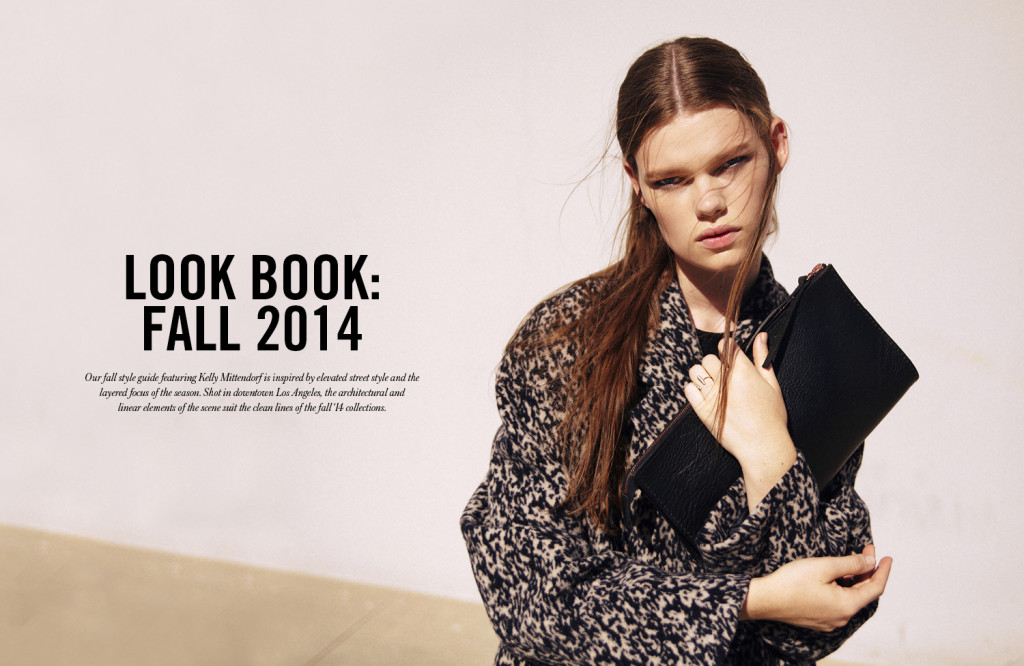 The Dreslyn Fall '14 lookbook