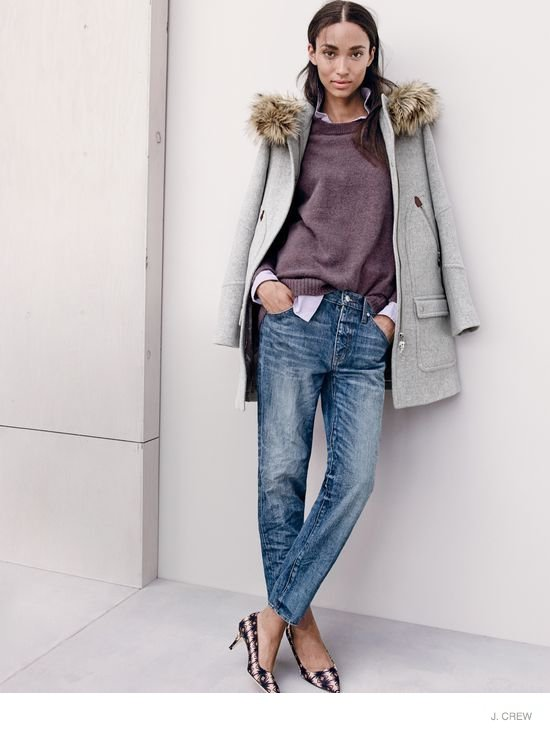 J.Crew November Style Guide FW14