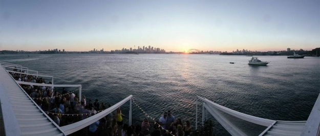 The Island launches summer season on Sydney Harbour