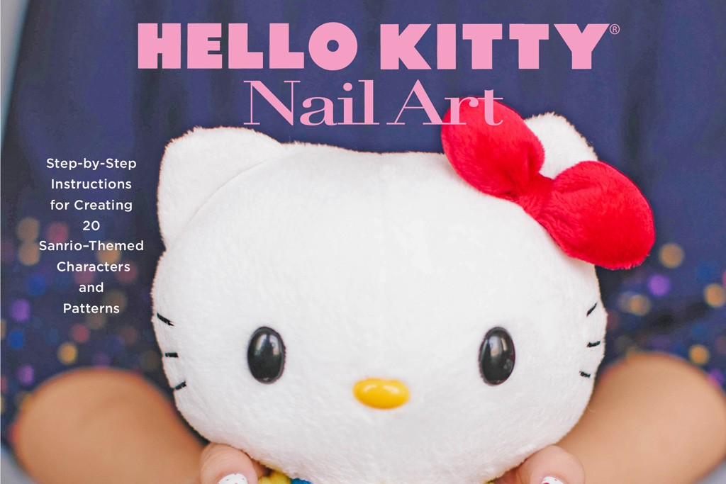 Masako Kojima Releases Hello Kitty Nail Art Book
