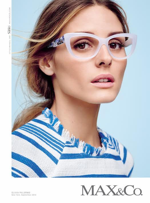 Olivia Palermo fronts MAX&Co.'s latest campaign