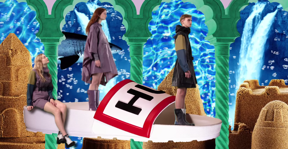 Hunter Boots' summer campaign video is adorable