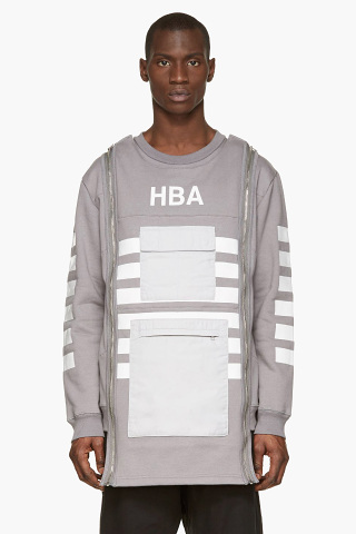 Hood By Air goes graphic for Spring/Summer 2015