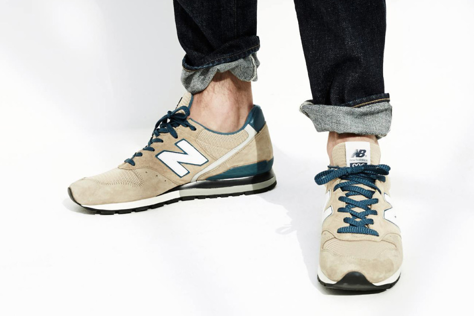 J.Crew for New Balance 2015 sneakers