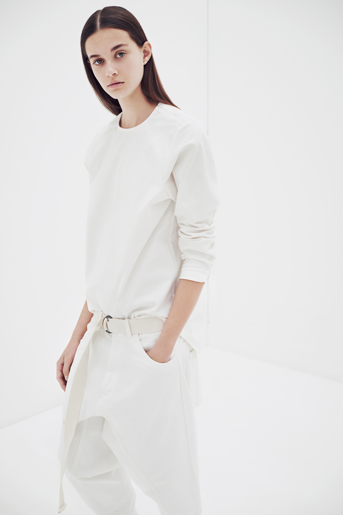 Undyed: bassike goes all-natural for AW15