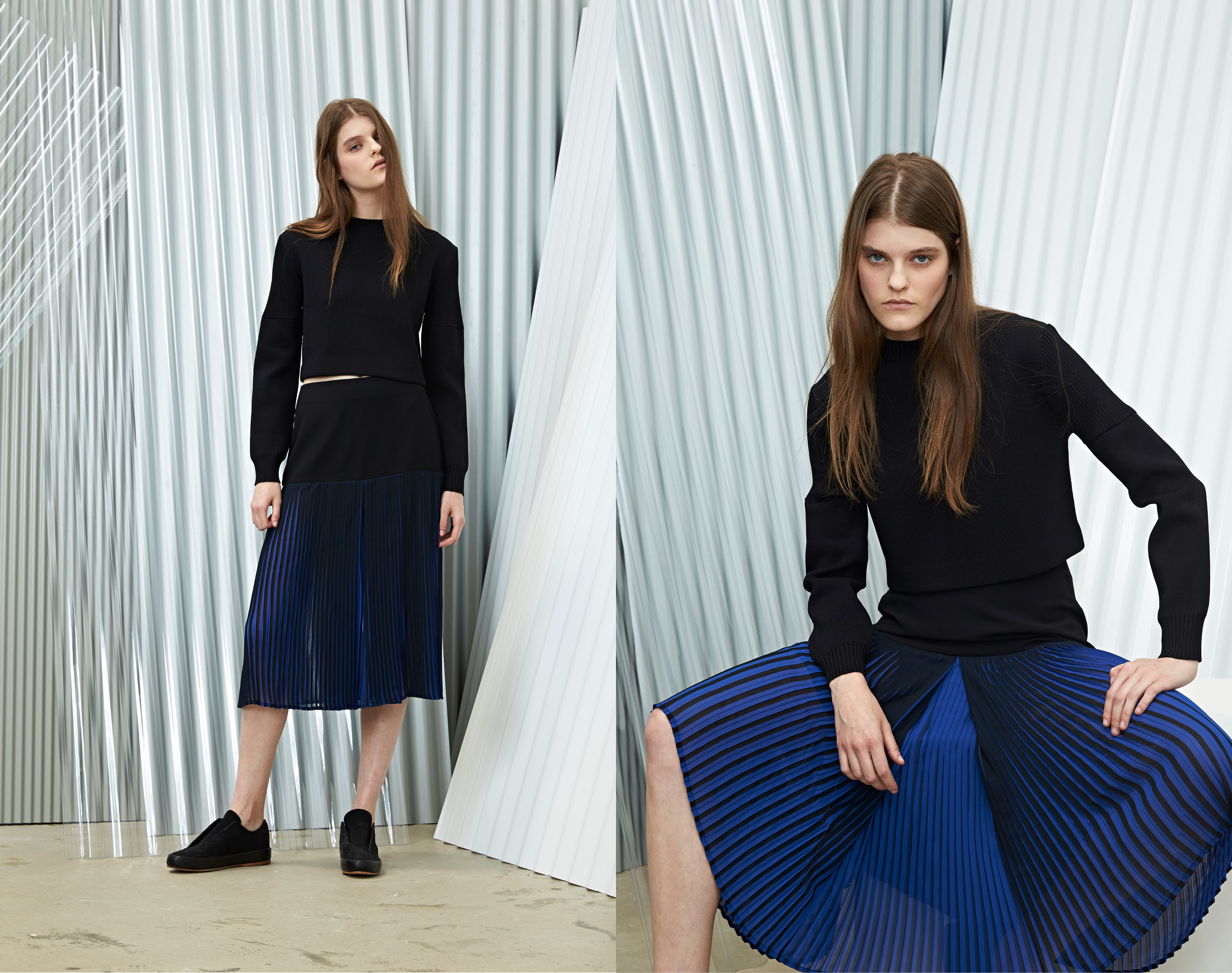 Dion Lee [II] AW15 lookbook
