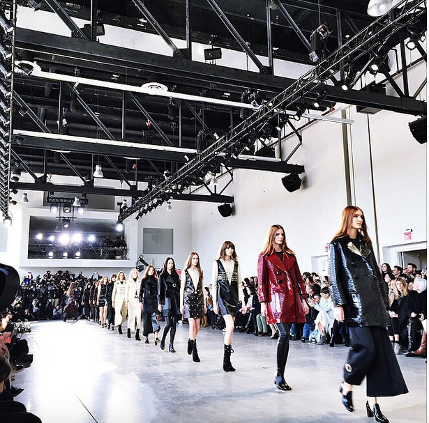 The Top 5 Instagram Accounts to Follow at London Fashion Week