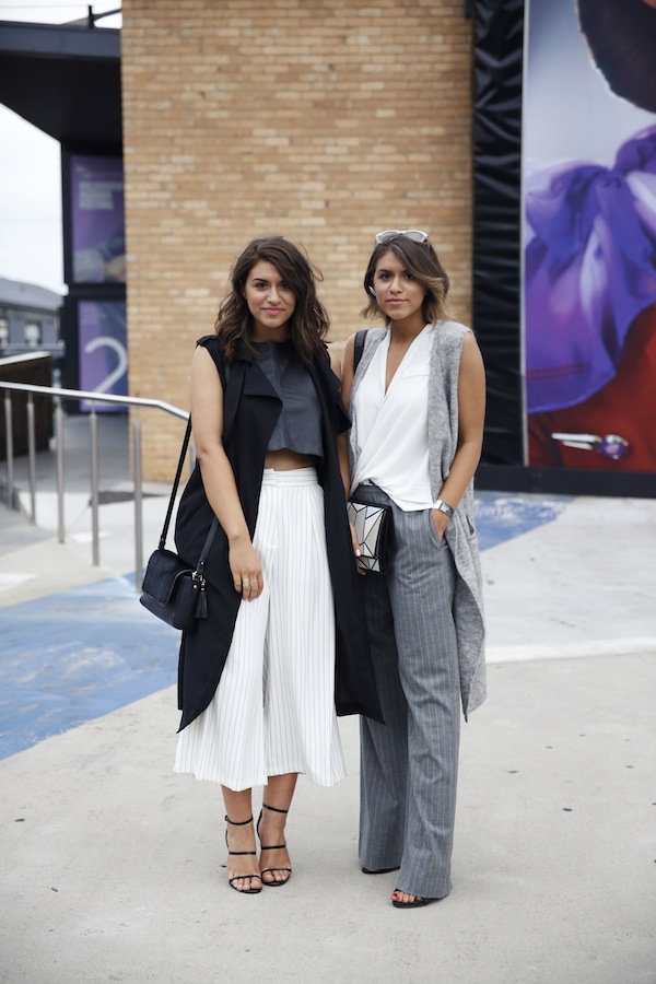 Street Snaps: VAMFF day one