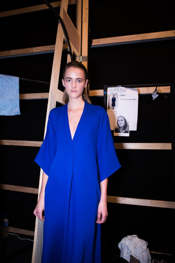 MBFWA day two: Backstage at TOME