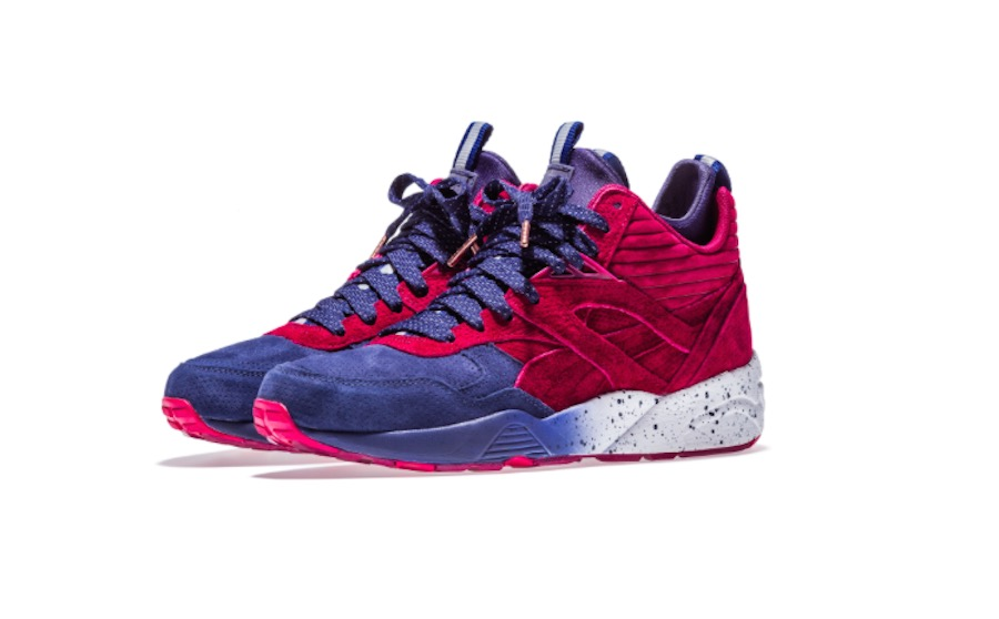 Puma x Ronnie Fieg sneakers are here