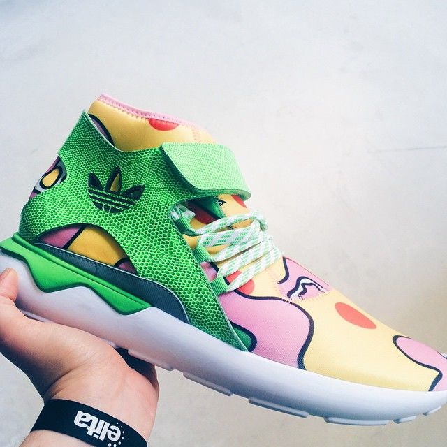 The latest from Jeremy Scott x adidas Originals