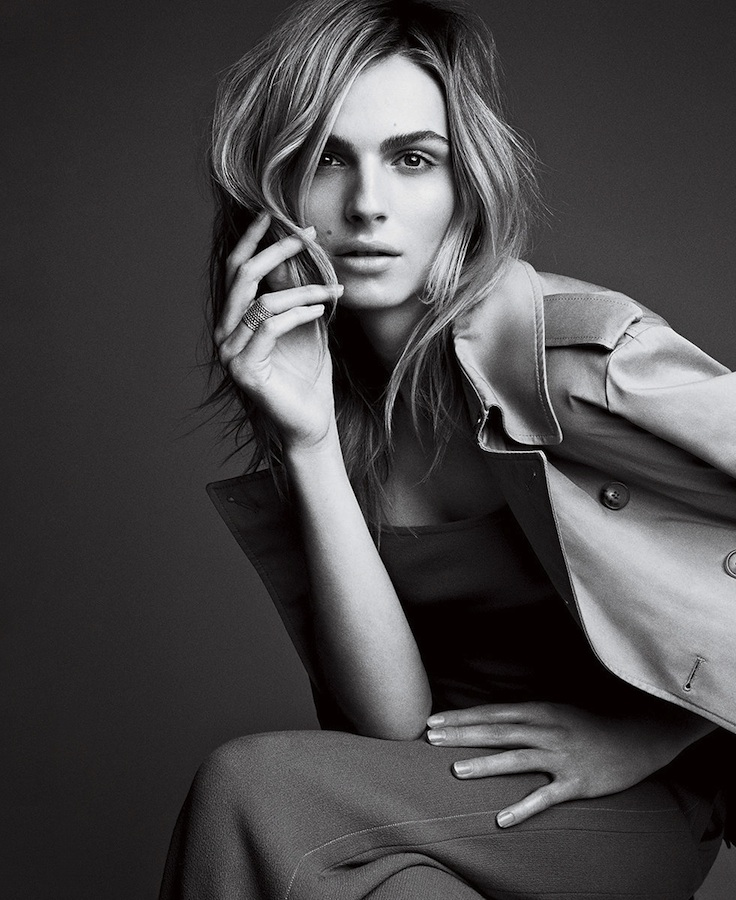 Andreja Pejić to be the face of Make Up For Ever