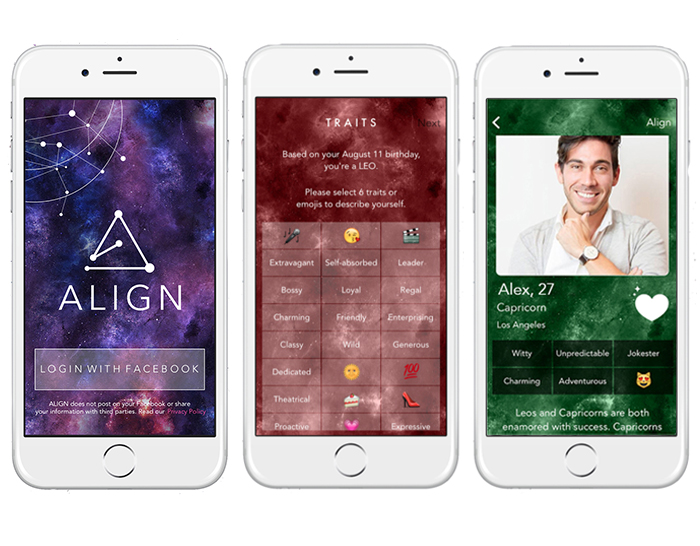 Astrological dating: There's a new app for it
