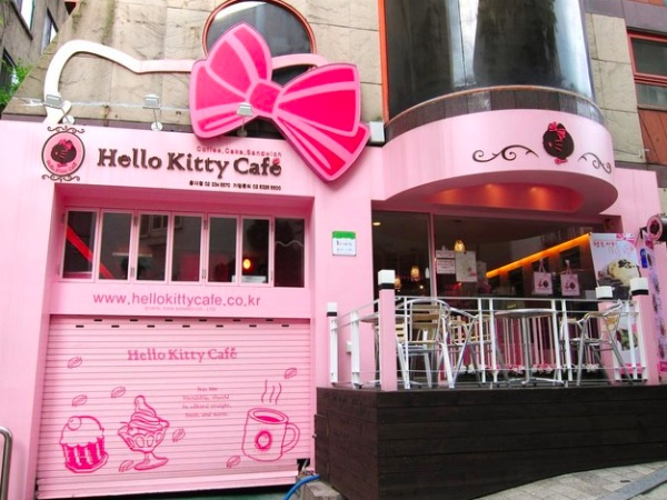 Sydney is getting a Hello Kitty diner!