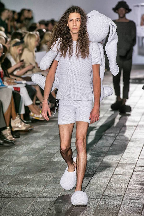 Yesterday's Central Saint Martins Graduate showcase will blow you away