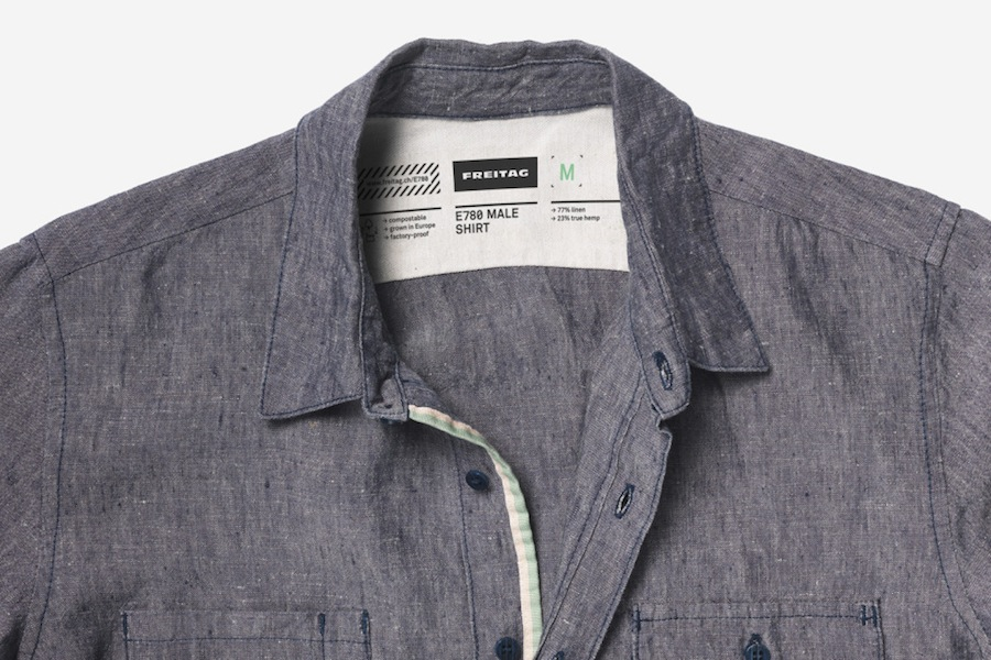 A Zurich clothing brand has released a 100% biodegradable ...