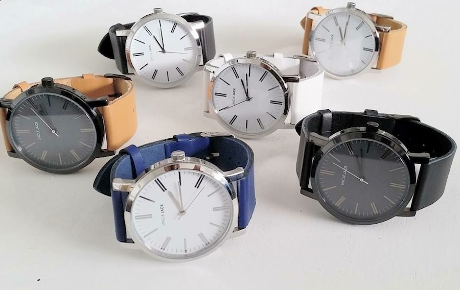 Uncle Jack are finally restocking their watches online tonight