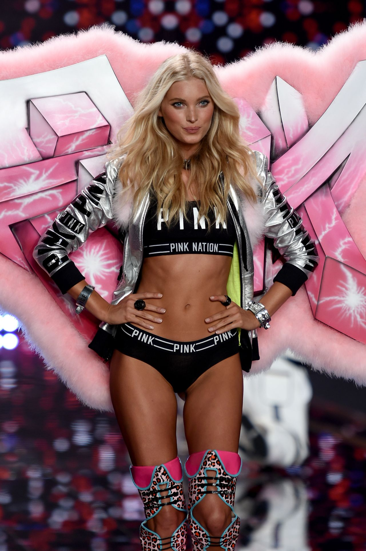 The Victoria's Secret Angels are ready for a plus-size model