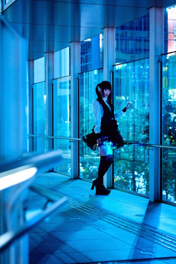 Japan has created a skirt with LED lights and miniature gyro sensors