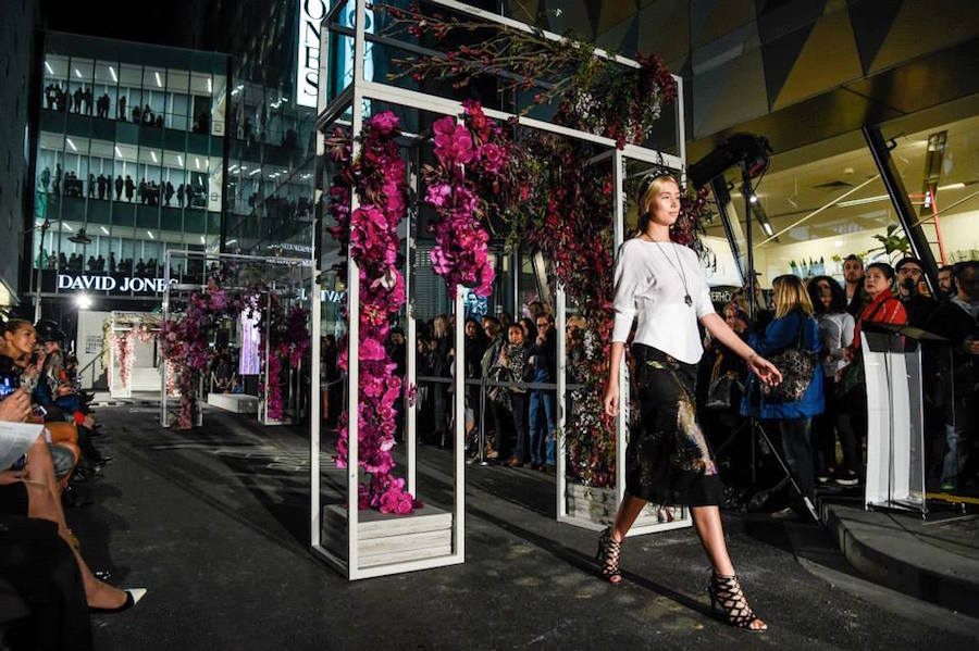 MSFW to kick off with Emporium Melbourne's Little Bourke Street Runway