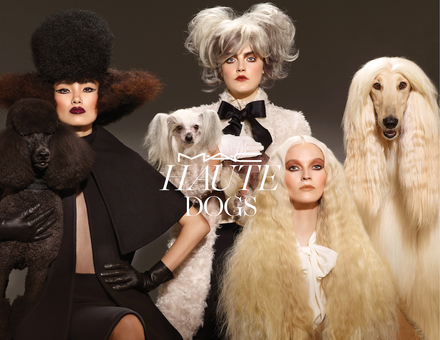 MAC releases a dog-inspired line