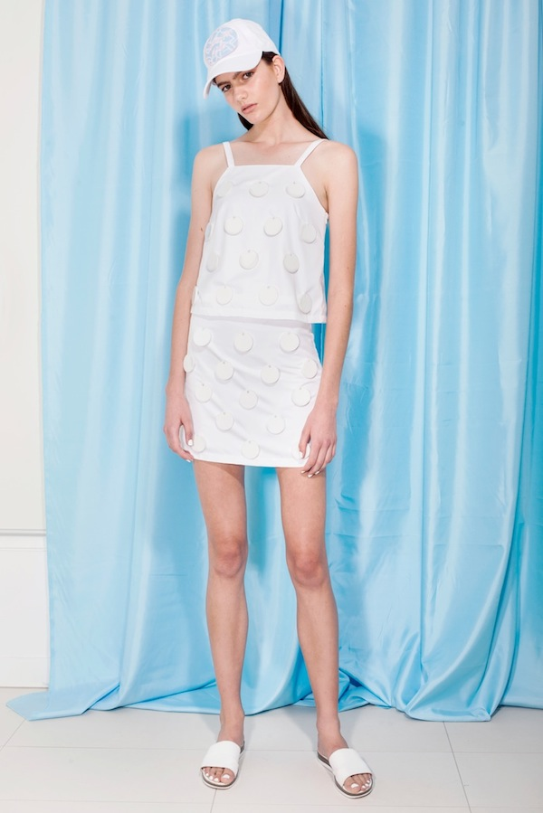 House of Cards SS16 'Circles and Swimming Pools'