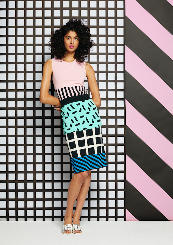 First Look: Gorman taps Camille Walala for latest collaboration