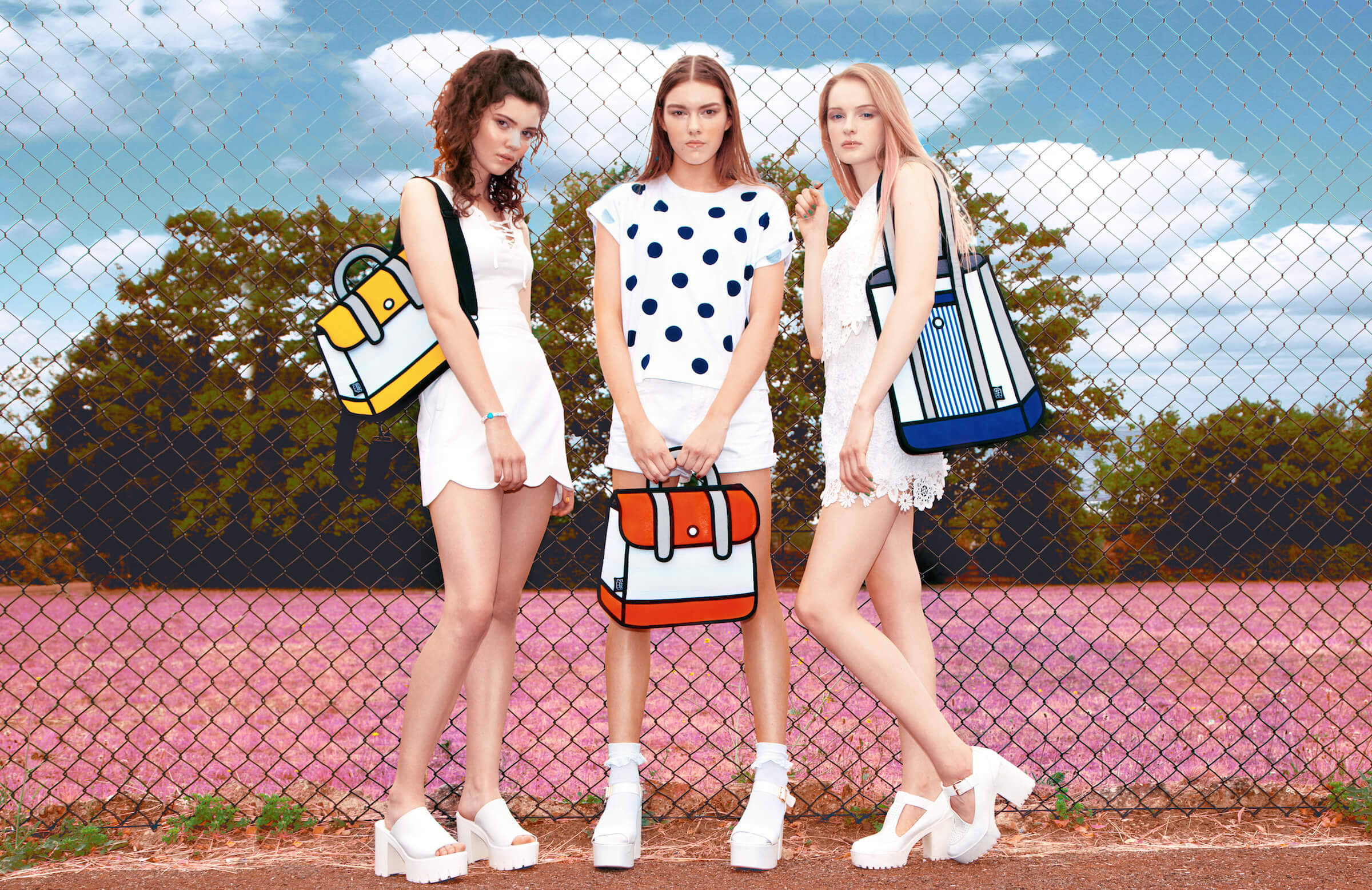 Jump From Paper debuts '90s throwback AW15 collection