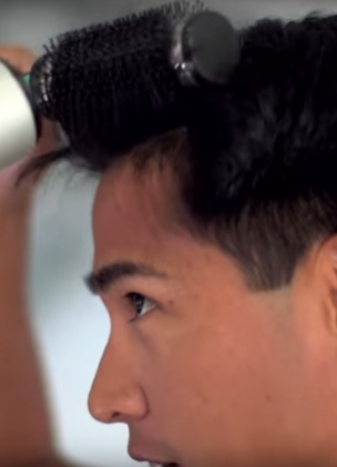 5 men's hair tutorials that will actually help you