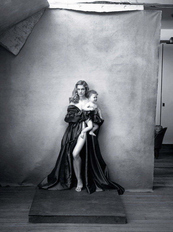 The 2016 Pirelli Calendar is here and it is perfect