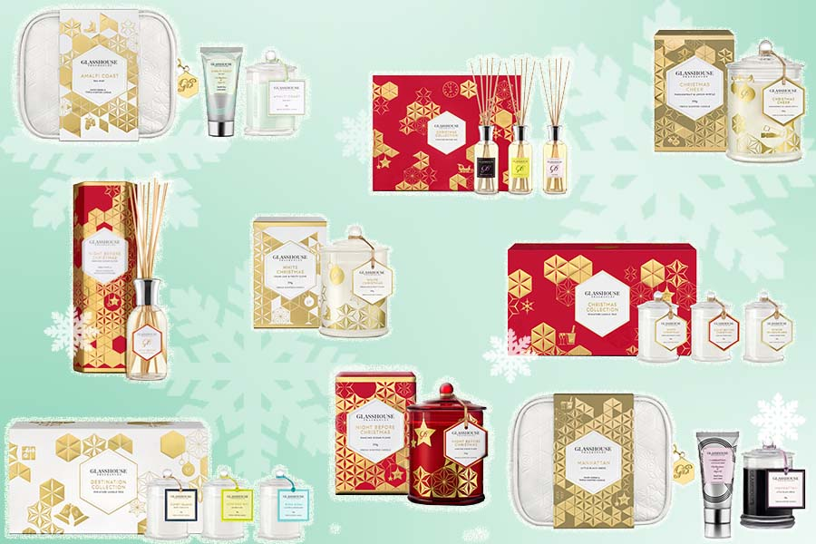 WIN: The entire Glasshouse Christmas collection