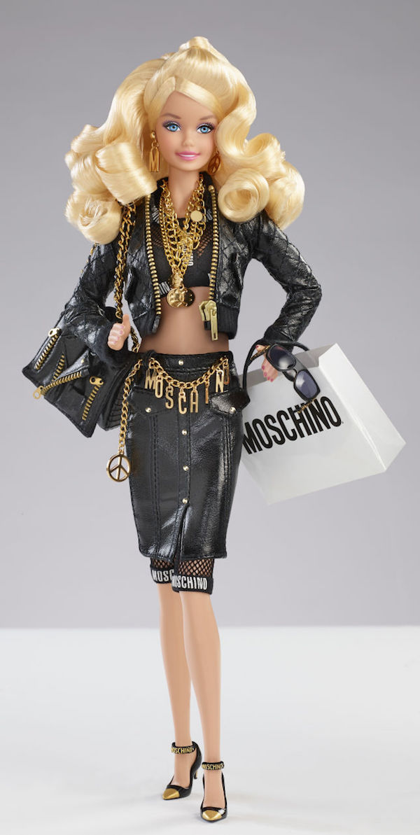 Moschino Barbie sells out in under an hour.