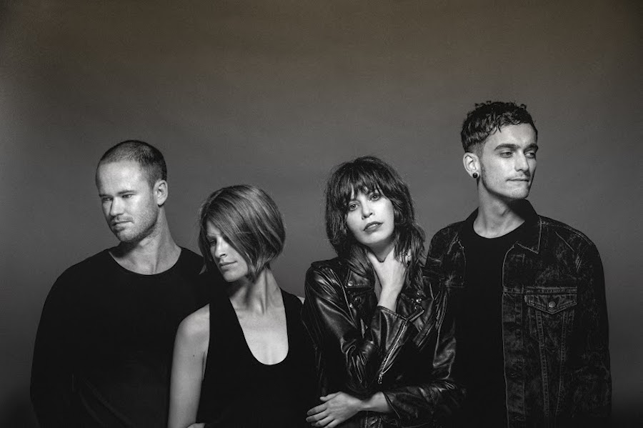 The Jezabels are back for a 2016 tour