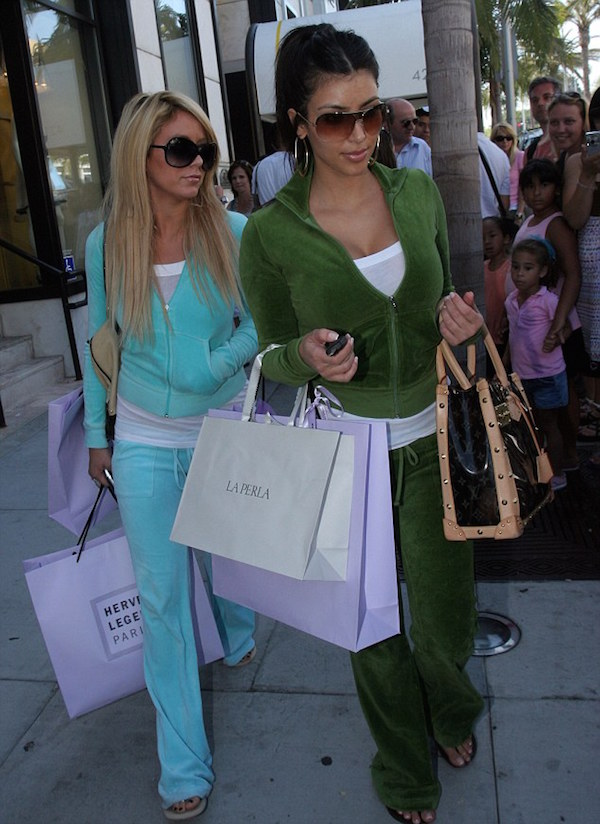 Style Vibes: Celebs in Juicy Couture's velour tracksuit