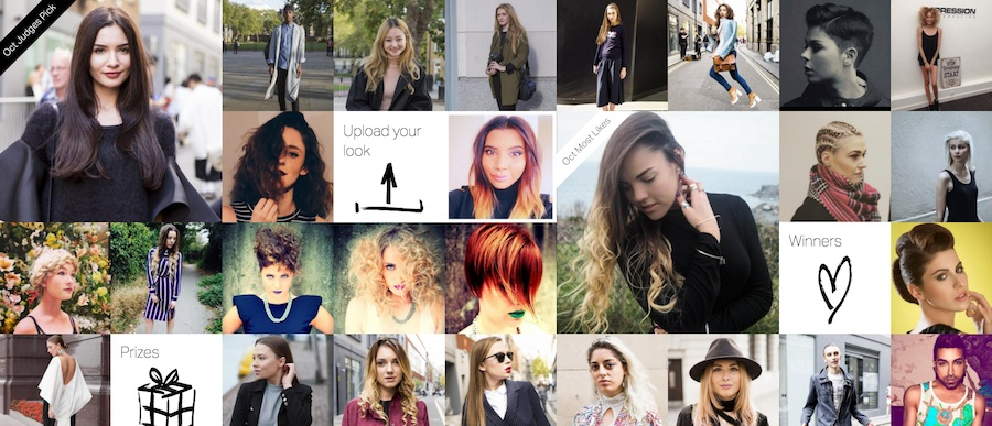 Become the face of label.m haircare