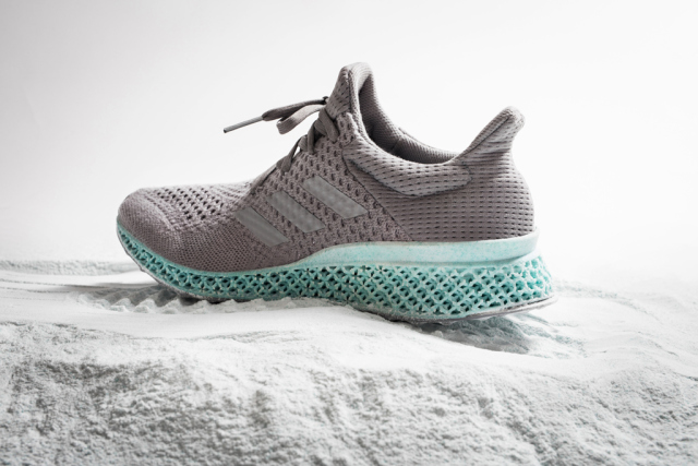 Adidas is now 3D-printing shoes