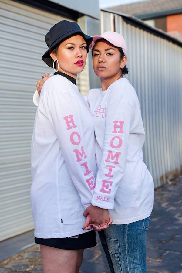Melbourne initiative and concept store HoMie is dropping its women's range tonight