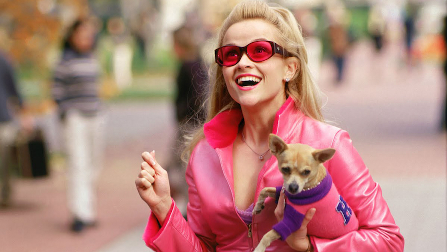 OMG Reese Witherspoon looks set to make a Barbie movie