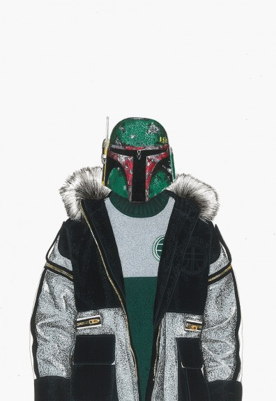 Star Wars in streetwear is surprisingly satisfying