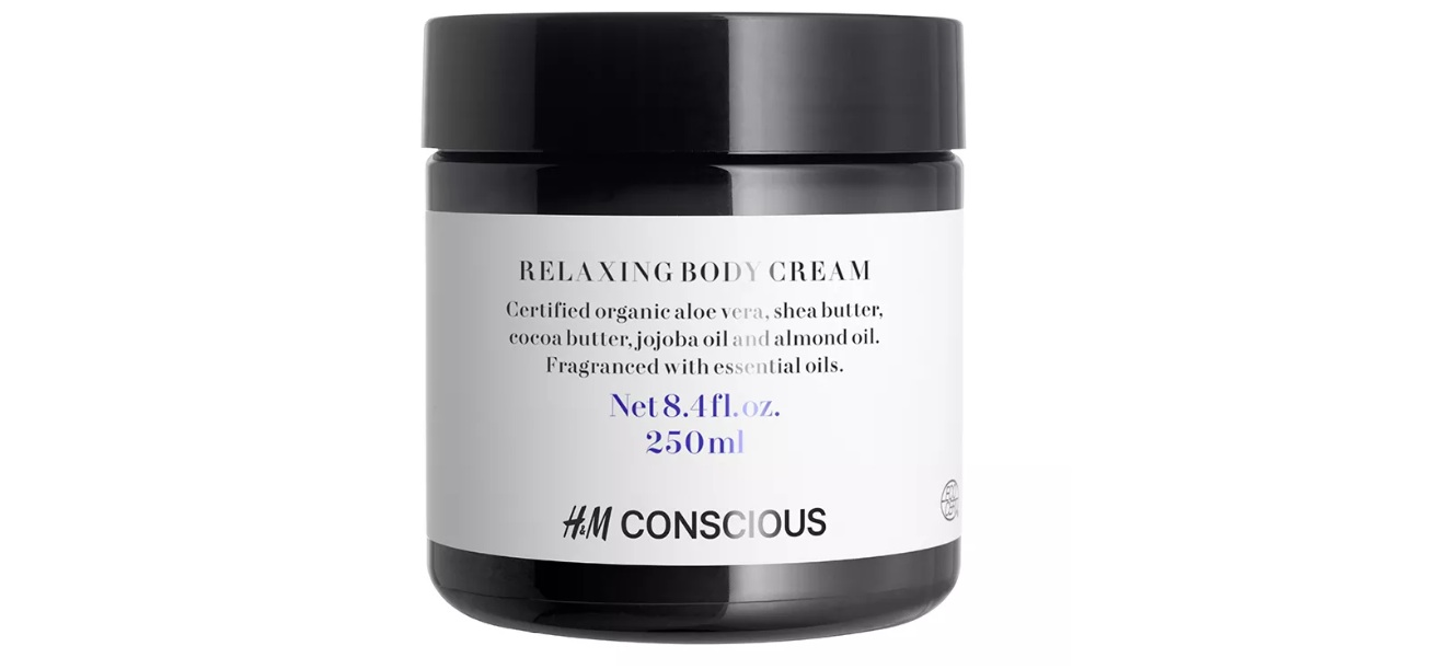H&M is releasing a Conscious beauty collection