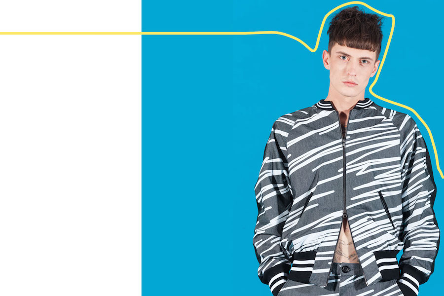 Melbourne's Erik-Yvon is the colourful update you need in your wardrobe