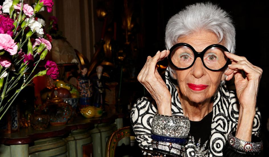 A beginner's guide to: Iris Apfel