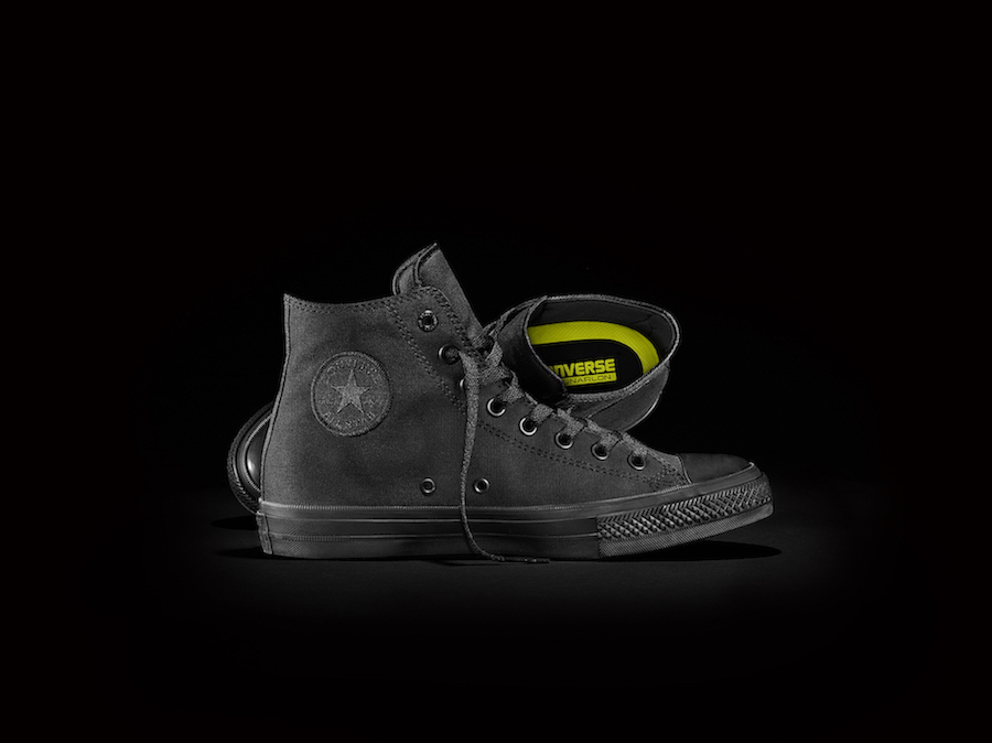 Take a look at the Converse Chuck Taylor All Star II Mono Pack