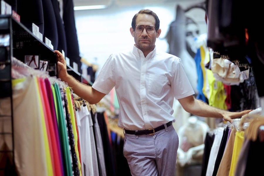 Former CEO of American Apparel is launching a new company that sounds exactly like American Apparel