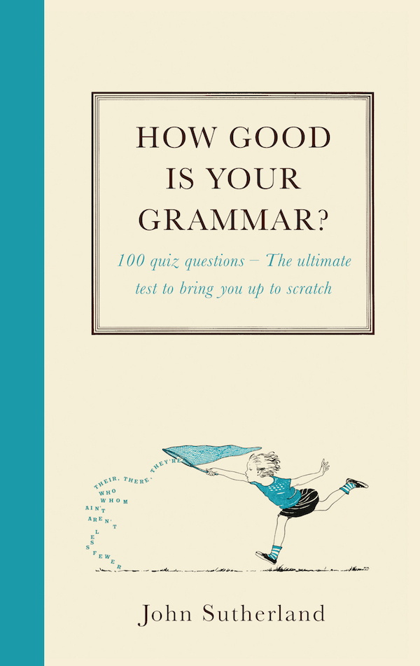 Book Review: How Good Is Your Grammar?