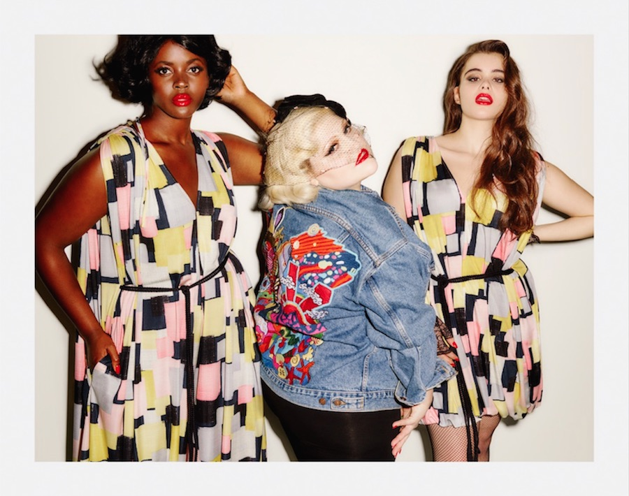 Beth Ditto's plus size collection is here and it rules