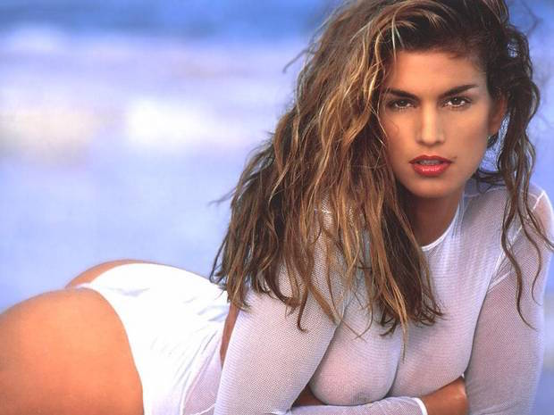 So Cindy Crawford isn't actually retiring from modelling?
